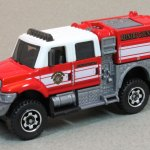 Matchbox MB801-01 : International Workstar Brush Fire Truck