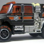 Matchbox MB801-02 : International Workstar Brush Fire Truck