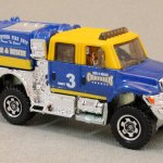 Matchbox MB801-04 : International Workstar Brush Fire Truck