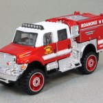 Matchbox MB801-09 : International Workstar Brush Fire Truck