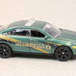 Matchbox MB821-11 : Ford Taurus Police Interceptor