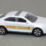 Matchbox MB821-14 : Ford Taurus Police Interceptor