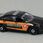 Matchbox MB821-15 : Ford Taurus Police Interceptor
