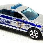 Matchbox MB821-18 : Ford Taurus Police Interceptor