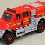 Matchbox MB939-04 : International Workstar Brush Fire Truck