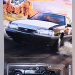 Matchbox MB969-05 : 1993 Ford Mustang Police car
