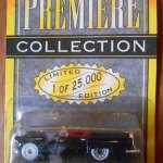 Matchbox Premiere Collection - World Series - 3 Blister