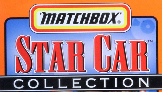 Matchbox Star Car Collection
