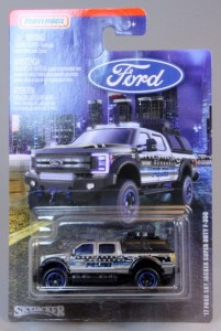 Matchbox MB1027-01 : 2017 Ford f-350 Superduty