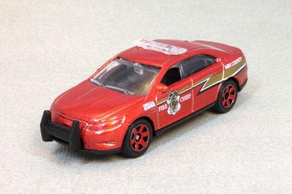 Matchbox MB821-13 : Ford Taurus Police Interceptor