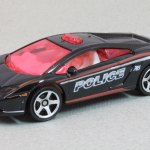Matchbox MB867-01 : Lamborghini Gallardo LP560-4 Polizia