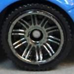 Matchbox Wheels : Double 10 Spoke - Smoke
