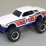 "Matchbox MB1009-02 : Custom '68 Mustang ""Mudstanger"""