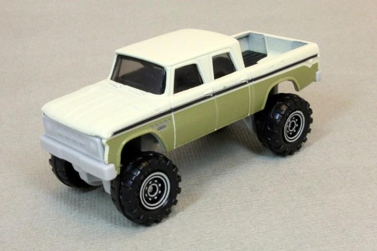Matchbox MB1183-01 : 1968 Dodge D-200