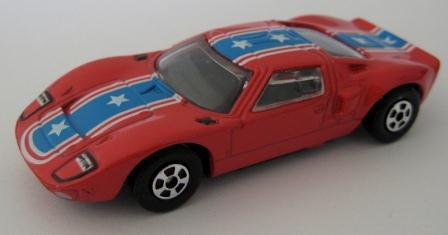 Matchbox MB634-05 : Ford GT