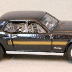 Matchbox MB812-09 : ´68 Ford Mustang GT CS