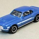 Matchbox MB812-10 : ´68 Ford Mustang GT CS