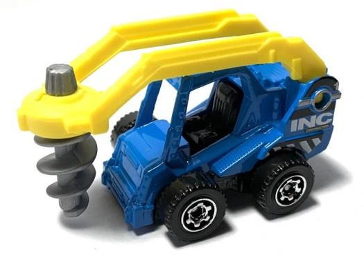 Matchbox MB918-01 : Drill Digger