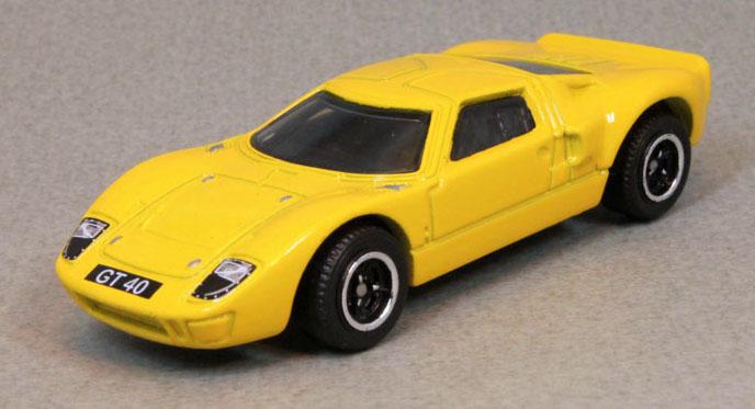 Matchbox MB995-01 : Ford GT