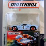 Matchbox MB995-03 : Ford GT