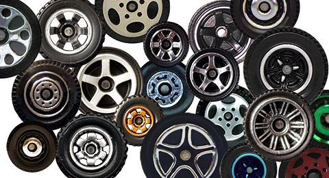 Matchbox Wheels
