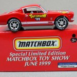 Matchbox MB342-03 : ´65 Ford Mustang GT