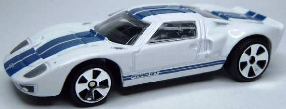 Matchbox MB634-04 : Ford GT