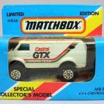 Matchbox 1984 Box - Limited Edition