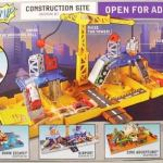Matchbox 2008 Construction SIte Adventure Set