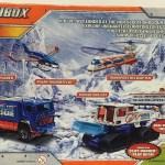 Matchbox 2012 Mission Force - Arctic Crew
