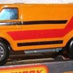 Matchbox MB068-09 : Chevy Van