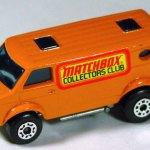 Matchbox MB068-16 : Chevy Van