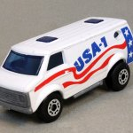 Matchbox MB068-17 : Chevy Van