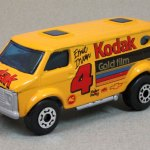 Matchbox MB068-34 : Chevy Van
