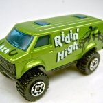Matchbox MB102-02 : 4x4 Chevy Van