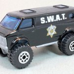 Matchbox MB102-24 : 4x4 Chevy Van