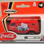 Matchbox MB102-31 : 4x4 Chevy Van