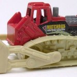 Matchbox MB601-09 : Super Dozer