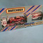 Team Matchbox : TM-1-2 : Dr. Pepper Team