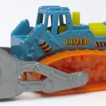 Matchbox MB601-05 : Super Dozer