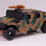 Matchbox MB256-13 : Hummer