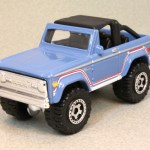 Matchbox MB720-A-01 : 1972 Ford Bronco 4x4