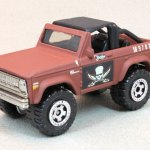 Matchbox MB720-A-03 : 1972 Ford Bronco 4x4