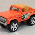 Matchbox MB720-A-04 : 1972 Ford Bronco 4x4