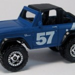 Matchbox MB720-A-08 : 1972 Ford Bronco 4x4