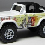 Matchbox MB720-A-15 : 1972 Ford Bronco 4x4