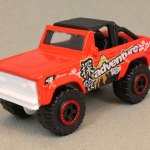 Matchbox MB720-A-19 : 1972 Ford Bronco 4x4