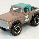Matchbox MB720-A-25 : 1972 Ford Bronco 4x4