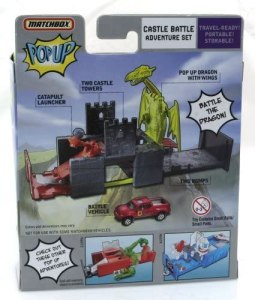 Matchbox Castle Battle Playset - 2009