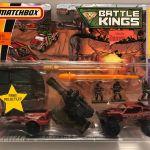 Matchbox Battle Kings Canyon Patrol 2010